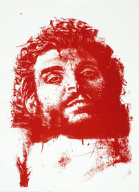 Che -Christ I (red)